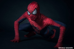 Spiderman by Alessio Lucchesi