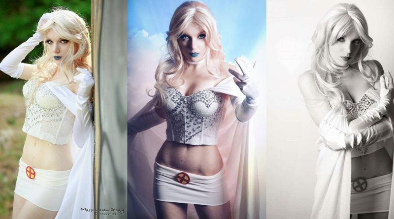 [IT] Laura Fedi as Emma Frost